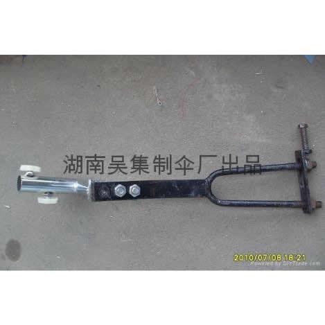 摩托车伞安装附件 -湖南衡阳市衡东县吴集制伞厂